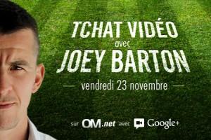 Tchat avec Joey Barton